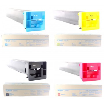 Konica Minolta Bizhub C451/550 Colour Toner Cartridge